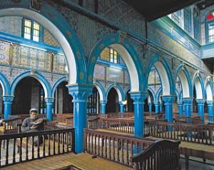 Synagogue de la Ghriba - Erriadh - Ile de Djerba