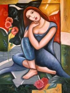 femme-amoureuse-peinture-artistes-beaux-tableaux-plus-belle-galerie-art-decoration-cadeau-meilleure-qualite-prix-www-attention-a-la-peinture-com-bretagne-france