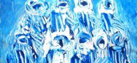 علاقةُ الموادِّ الخامِ بتطوّرِ الفنونِ التّشكيليّة: تحقيق :نور نديم عمران – اللاّذقيّة – سورية