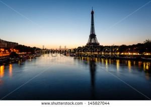 stock-photo-eiffel-tower-and-d-iena-bridge-at-dawn-paris-france-145827044