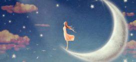 Sur le dos de la lune par : Monika del Rio – poétesse polonaise  – Bruxelles- Belgique