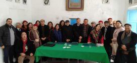 Le troisième colloque de la maison Ichraq éditions et la revue « Culminances » qui s'est tenu  le samedi 4 janvier 2020 au club des anciens élèves de l'école Sadiki sis au 13 rue Dar el Jild –la Kasba – Tunis sur le poète Jaafar Majed  par les photos