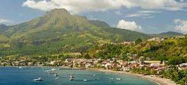 Tableau par: Jocelyne Mouriesse – La Martinique