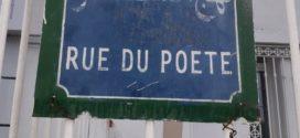 Je savais que je finirais dans la rue !/et/ Mes politico-poèmes comme ils viennent par: Fatima Maaouia – poétesse tuniso-algérienne – Tunis
